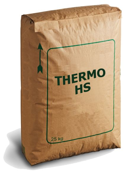 Thermo HS – 40x25Kg – tep.vod. ? 2.0 W/mK
